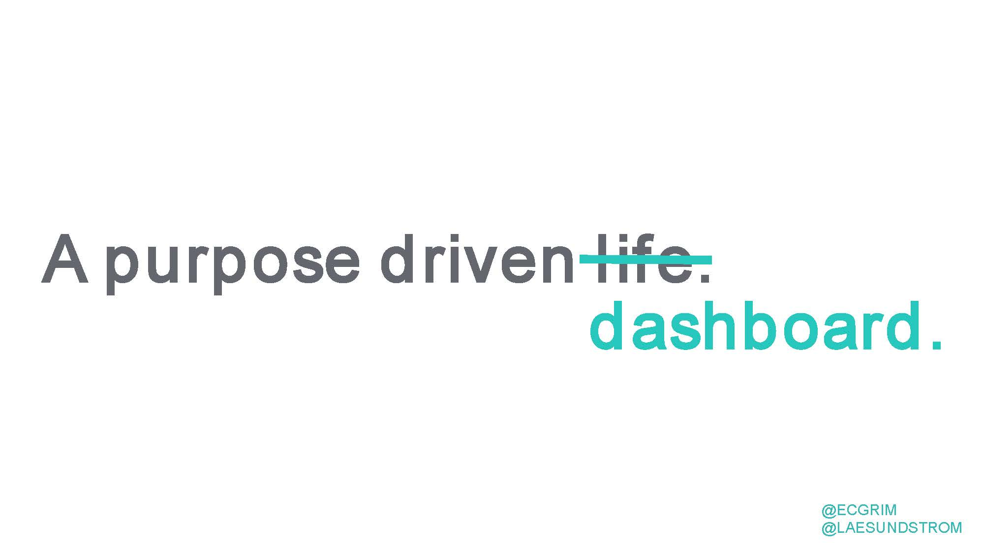 purpose-drive-dashboard